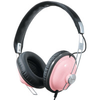 Panasonic Htx7 Retro Monitor Stereo Headphones (pink)