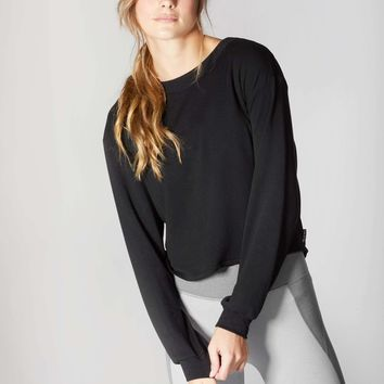 Michi Breeze Sweatshirt - Black