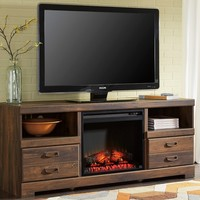 Fireplace Media Center
