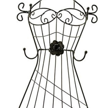 Boston Warehouse Flirty Dress Form Accessory Holder/Stand