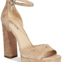 COACH Margharita Star Embellished Dress Sandals