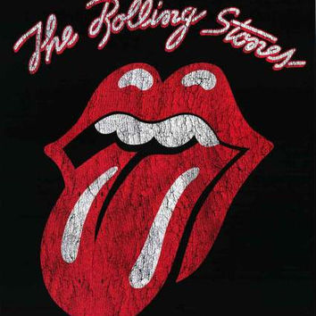 Rolling Stones Classic Tongue Logo Poster 22x34