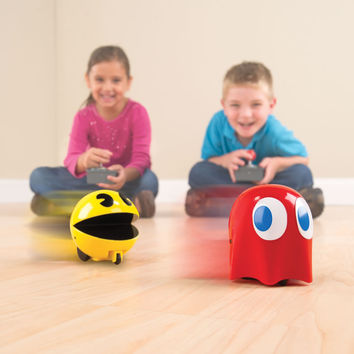 The RC Pac-Man Racer Chasers