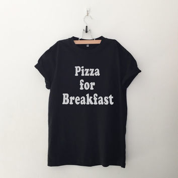 Pizza T-Shirt womens gifts womens girls tumblr hipster band merch fangirls teens girl gift girlfriends present blogger