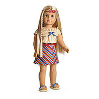 American Girl® Clothing: Julie's Summer Skirt Set