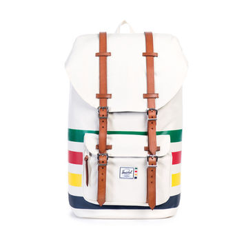 Herschel Supply Co. Little America Backpack Hudson Bay Company Offset Stripe