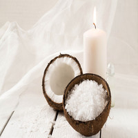 Coconut Oil Dead Sea Bath Salts