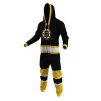 Boston Bruins NHL Adult Onesuit