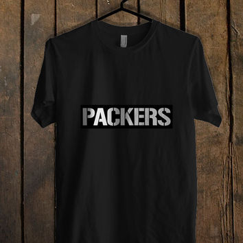 Green Bay Packers Design T Shirt Mens T Shirt and Womens T Shirt **