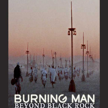 Burning Man: Beyond Black Rock 11x17 Movie Poster (2005)