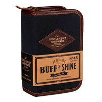 Buff and Shine Shoe Polish Kit