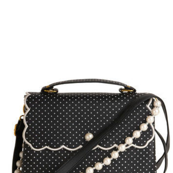 Pin Dots and Proper Bag