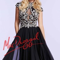 Mac Duggal Prom 10037M Dress