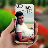 Zayn Malik - One Direction 1D Si - Photo on Hard Cover For iPhone 4,4S