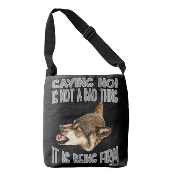 Firm Quote by Kat Worth Crossbody Bag