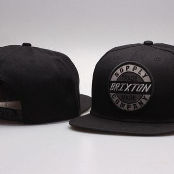 Perfect Brixton snapbacks hats Women Men Embroidery Sports Sun Hat Baseball Cap Hat-2167189300