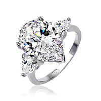 Bling Jewelry Yes To My Love Ring