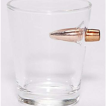 Bullet Shot Glass - 1.5 oz. - Spencer's