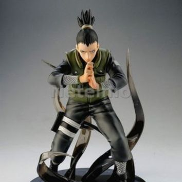 Tsume Naruto Nara Shikamaru X-tra Verson With Dark Shadow PVC Figure 1/10