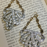 Twisted Statement Earring