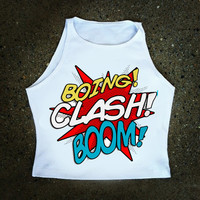 Boing Clash Boom - Bad Kids Collective