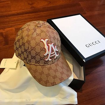 GUCCI Baseball hat with LA Angels™ patch
