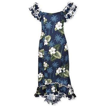 hilo hawaiian meaaloha dress