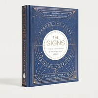 The Signs: Decode the Stars, Reframe Your Life By Carolyne Faulkner | Urban Outfitters