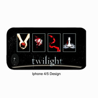 Twilight iphone case, available for IPHONE 5 or IPHONE 4/4s