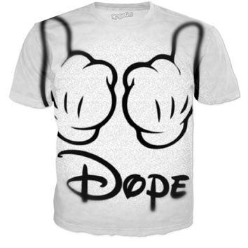 Micky Mouse Dope Hands