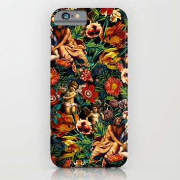 HERA and ZEUS Garden iPhone & iPod Case by Burcu Korkmazyurek