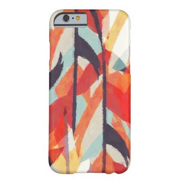 Hipster Bohemian Abstract Barely There iPhone 6 Case
