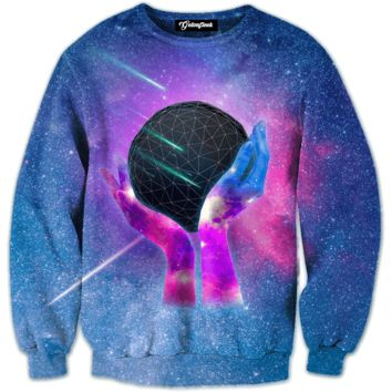 Welcome to the New World Crewneck