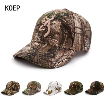 Browning Camo Tactical Hats