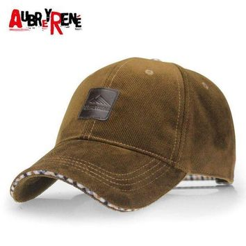 PEAPON [AUBREYRENE] 2017 New Spring Hats for Men Baseball Cap Fashion casquette polo 4 Colors