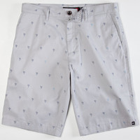 Quiksilver Light Keeper Mens Shorts Grey  In Sizes
