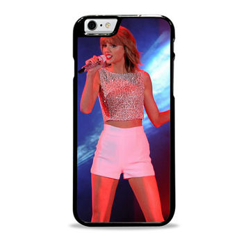 Taylor Swift Hits The Stage In A Cute Top And Shorts To Perform iPhone 6 Plus Case