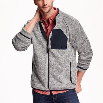 Old Navy Mens Fleece Jacket