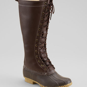Signature Women's L.L.Bean Boot, Shearling-Lined: Footwear | Free Shipping at L.L.Bean