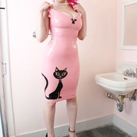 Latex Pretty Pussy Dress