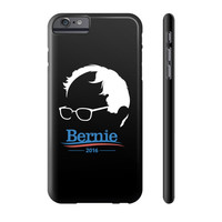 Bernie Sanders white Phone Case