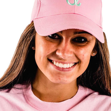 Ladies Pink 'Live the American Dream' Hat