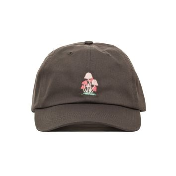 Psychedelic Supply Embroidered Mushroom Dad Hat