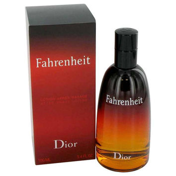 Fahrenheit Cologne After Shave Lotion by Christian Dior 3.3 oz