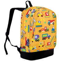 Olive Kids Under Construction Sidekick Backpack - 14110