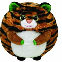 Ty Beanie Ballz Monaco The Tiger