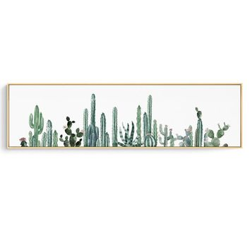 Creative Greenery 72.0'' Mural Painting