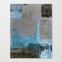 Staged Canvas Print by T30 Gallery