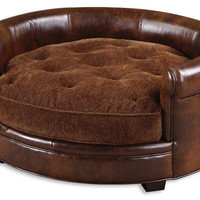 Uttermost Brown Lucky Pet Bed