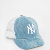 New Era Summer Wash Truck NY Hat